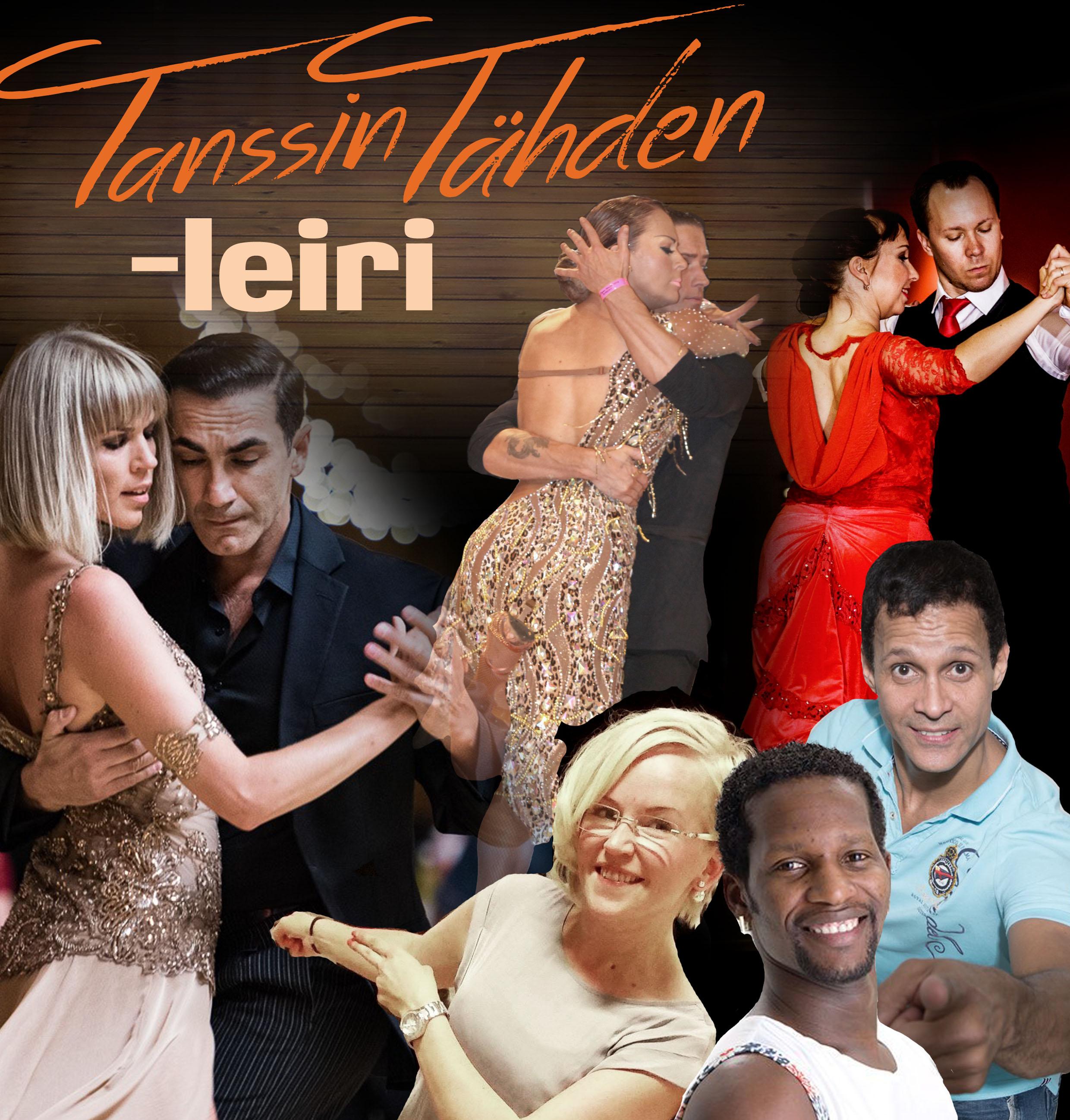 Tanssin tähden -leiri  2. - 3.11. Vääksyssä